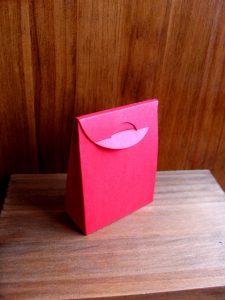 Caja para guardar los detalles de boda