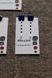 Obsequios realizados artesanalmente y personalizables para regalar en tu boda
