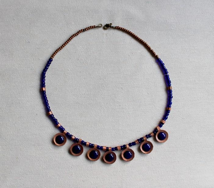 Collar de recreación histórica Hyacintho