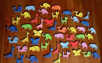 Imanes de animales Faunix