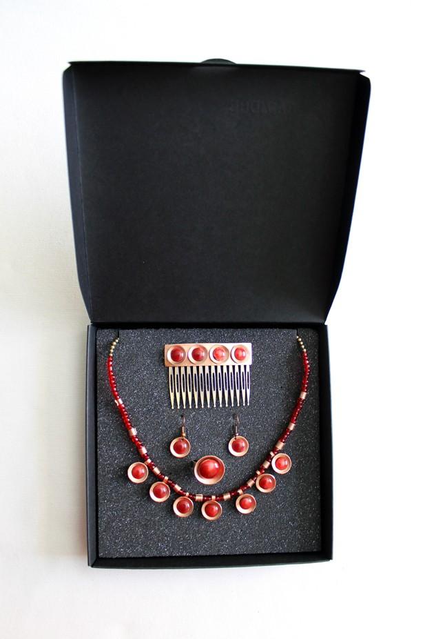conjunto-rojo-recrecion-romana