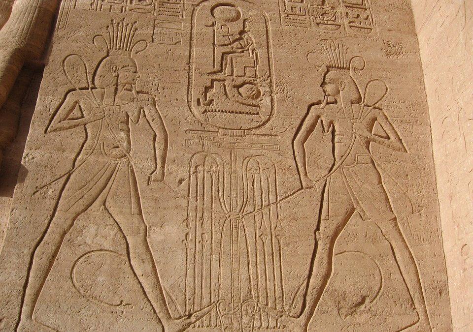 Bodas a través de la historia: Egipto