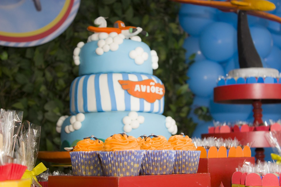 Ideas originales para una fiesta infantil