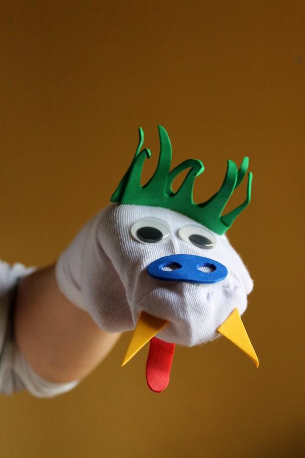 marioneta-calcetin