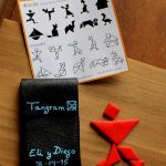 Puzzle tangram Kivu