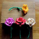 Rosas artificiales Labaz