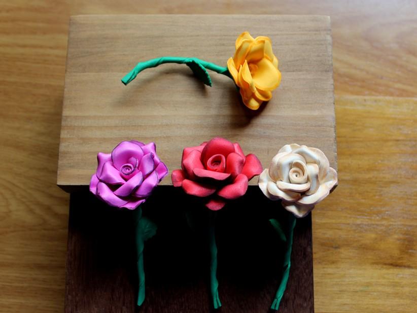 rosas-artificiales